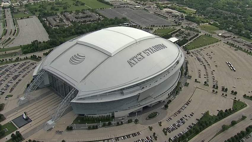 AT&T Stadium Cowboys Stadium