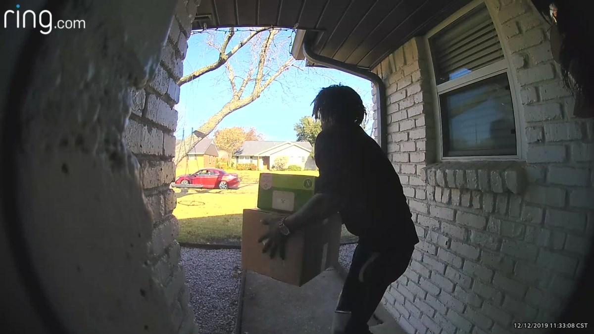 Dallas Police Arrest Porch Pirates Caught On Camera Nbc
