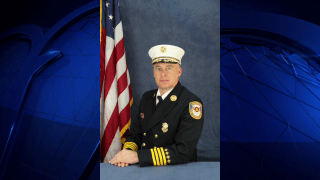 Lewisville Fire Chief