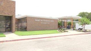 walnut hill recreation center