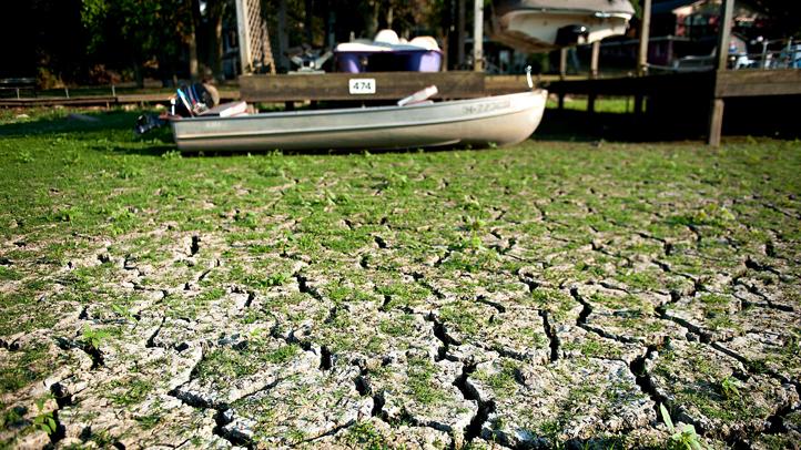 Indiana-Drought