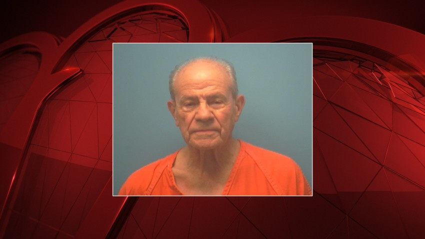 William Nickell was arrested early Friday after he called dispatchers to report that he had shot his wife, Haltom City police say.