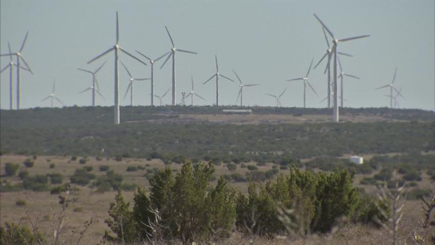 wind energy west texas