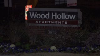 A man was shot in the face early Sunday, Feb. 23, 2020, at the Wood Hollow Apartments on West Rim Drive, Fort Worth police say.