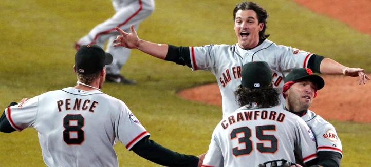 World Series Tigers Giants Baseball