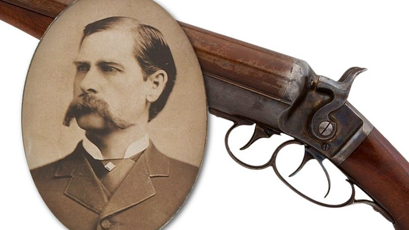 Wyatt Earp's 'Vendetta Ride' Shotgun to Sell at Heritage Auctions In Dallas