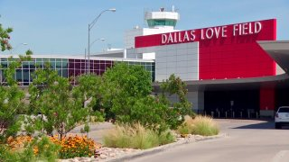Dallas Love Field exterior