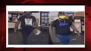 Fraud Suspects Wanted