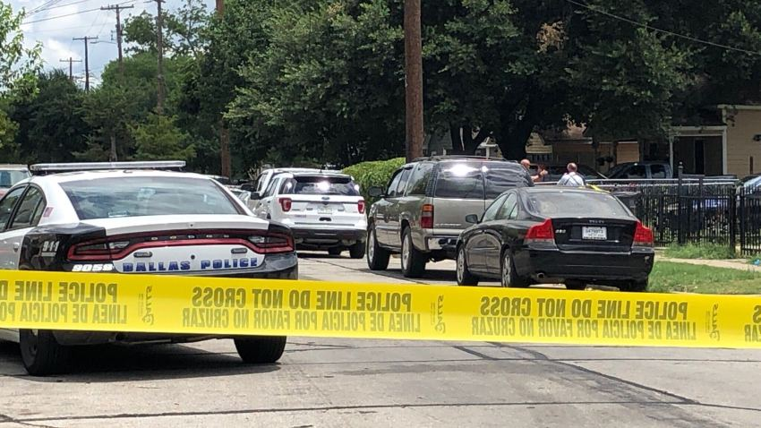 Police were dispatched about 11 a.m. to an assist officer call in the 4900 block of Terry Street, near South Fitzhugh Avenue, where the woman was found dead.
