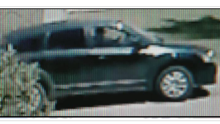 Dallas police released a photo of an SUV driven by the suspect in the deadly shooting of 28-year-old Ivan Saucedo Ramirez.