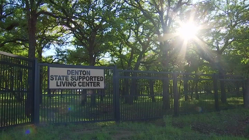 denton state supported living center