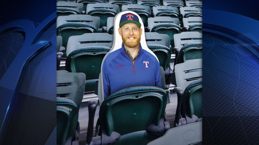 The Texas Rangers announced Friday fans will have the opportunity to be represented at games in a 2D format.