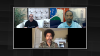 Community Conversations: Black Male Empowerment Summit Begins Virtually