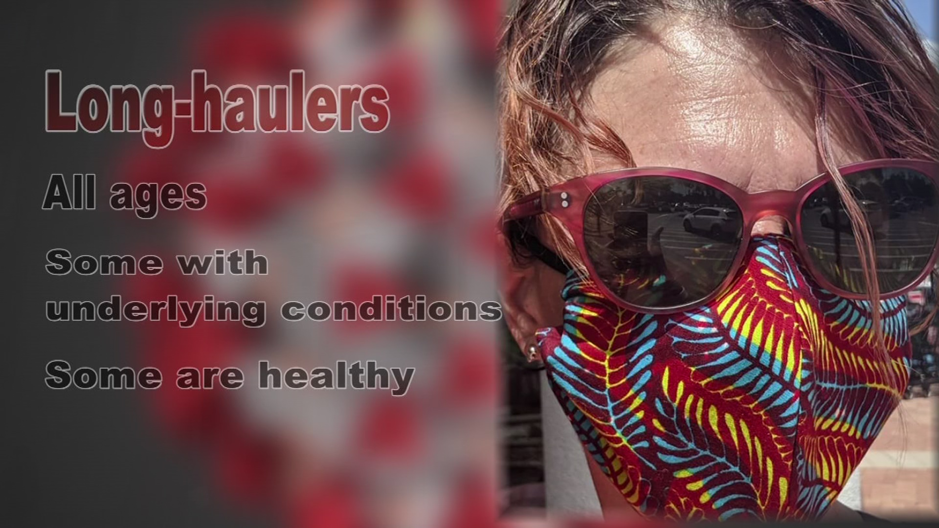 Long-Haulers Deal With Symptoms Weeks After Coronavirus Infection ...