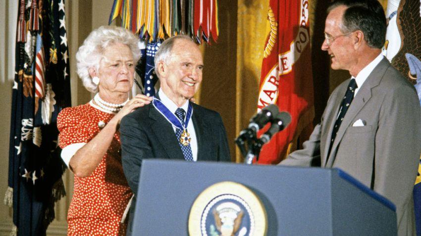 Longtime Presidential Adviser Brent Scowcroft Dies at 95 – NBC 5 Dallas-Fort Worth