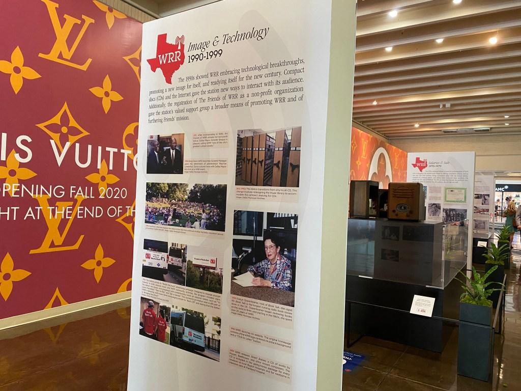 WRR's Centennial Celebration Exhibition
