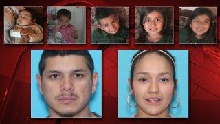 amber alert missing children