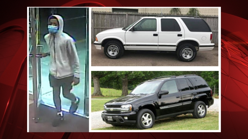Plano police released a picture of a possible suspect in a recent string of armed robberies.