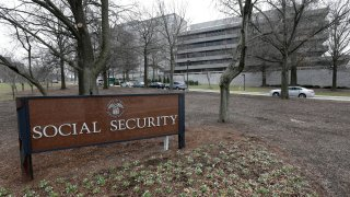 Social Security Administration's main campus