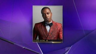 Leslie Odom Jr headshot Austin Street Center Promotional Headshot