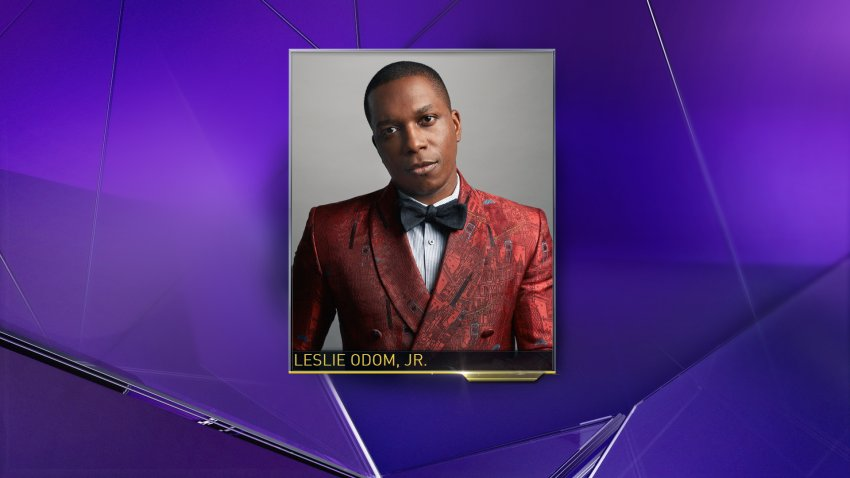 Leslie Odom Jr headshot Austin Street Center Promotional Headshot