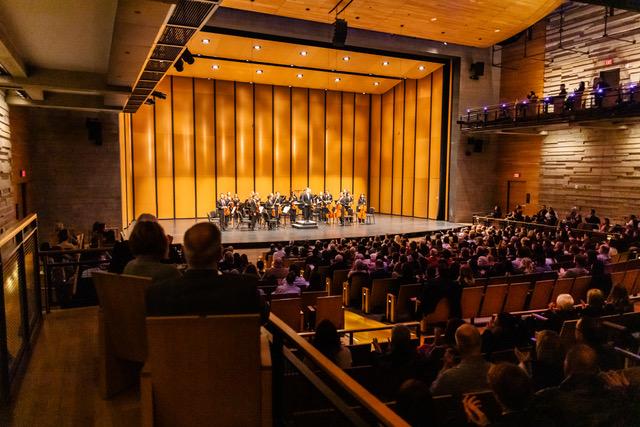 Dallas Chamber Symphony February 2020