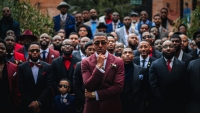 Sharp Suits Send Powerful Message of Perception, Nix Racial Stereotypes