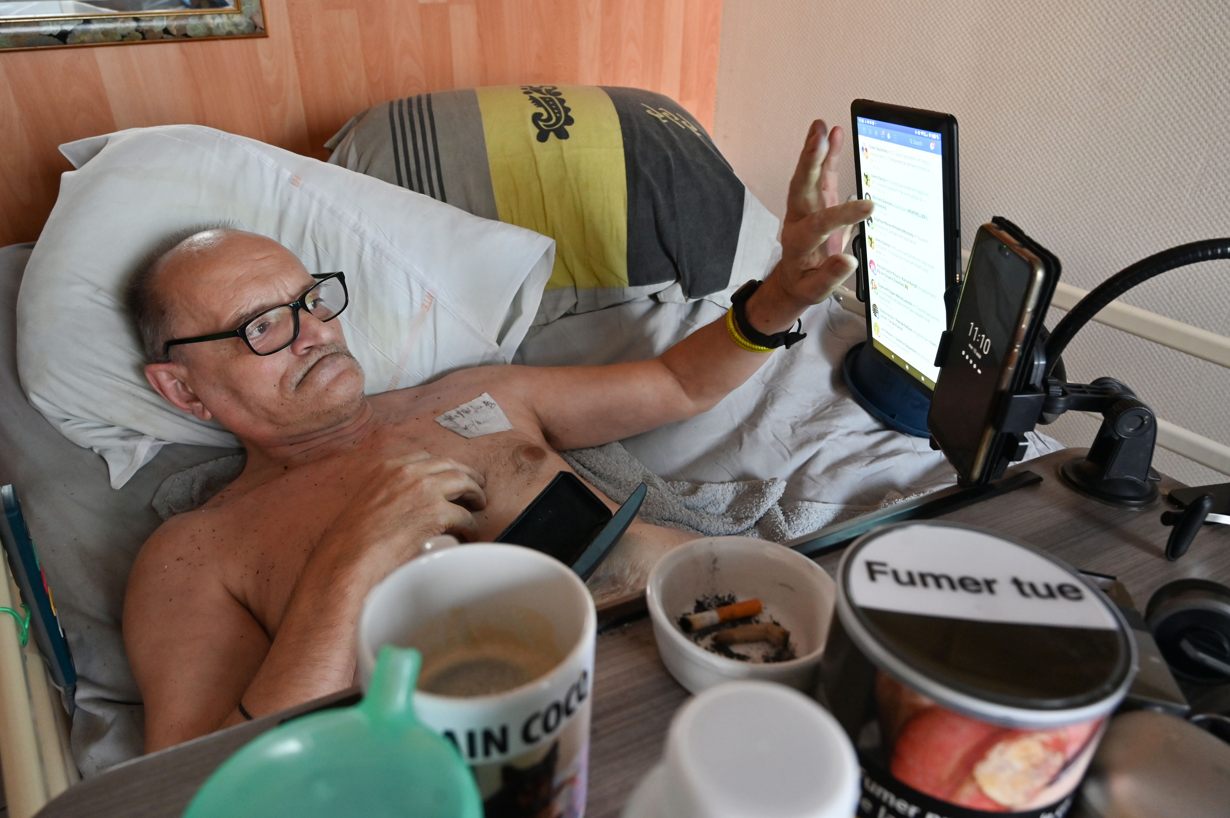 Facebook Blocks Ailing Man's Planned End-of-Life Broadcasts