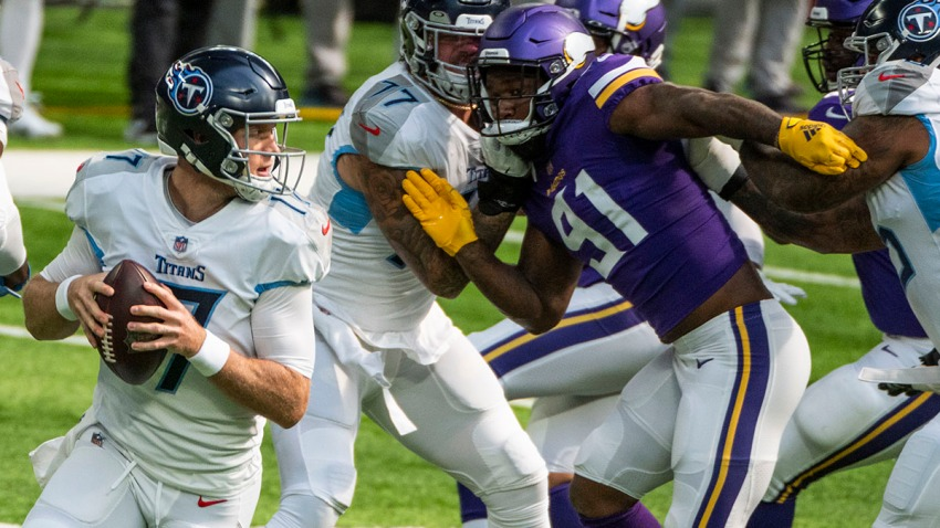Titans Vikings Suspend Team Activities After Several Positive Covid 19 Tests Nbc 5 Dallas Fort Worth