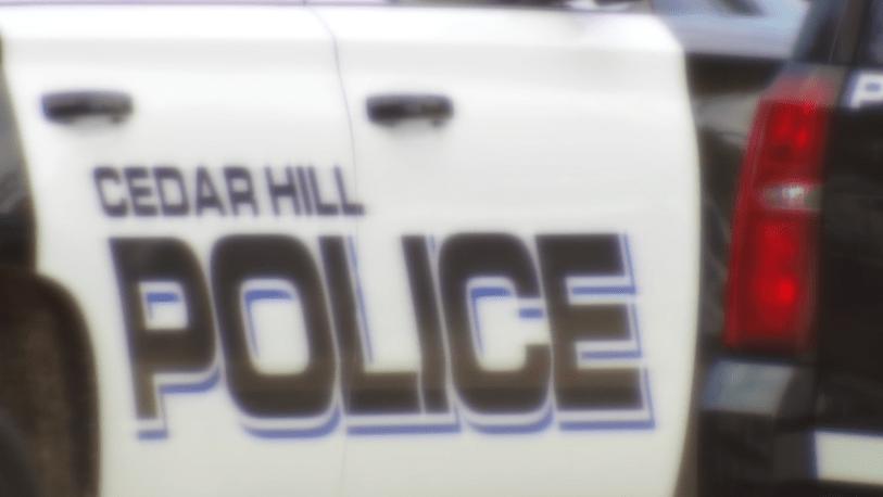 cedar hill police car