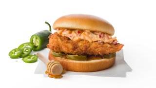 Chick-fil-A is testing a savory and sweet chicken sandwich with a Southern twist.