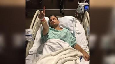Dallas Man Fights Colon Cancer While In His 20s Nbc 5 Dallas Fort Worth