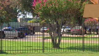 Three adults were found dead Saturday morning at a Super 7 Inn, Dallas police say.