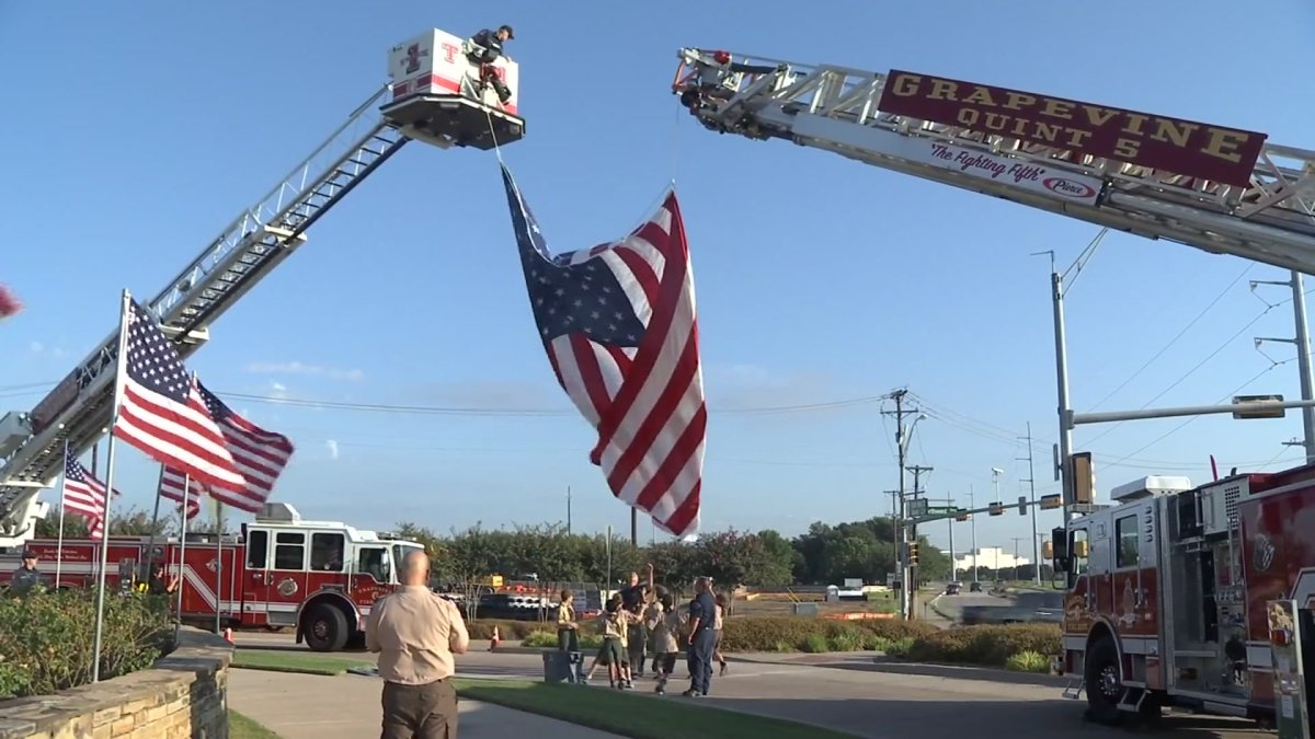 9/11 Remembrance Ceremonies Happening Across North Texas – NBC 5 Dallas-Fort  Worth