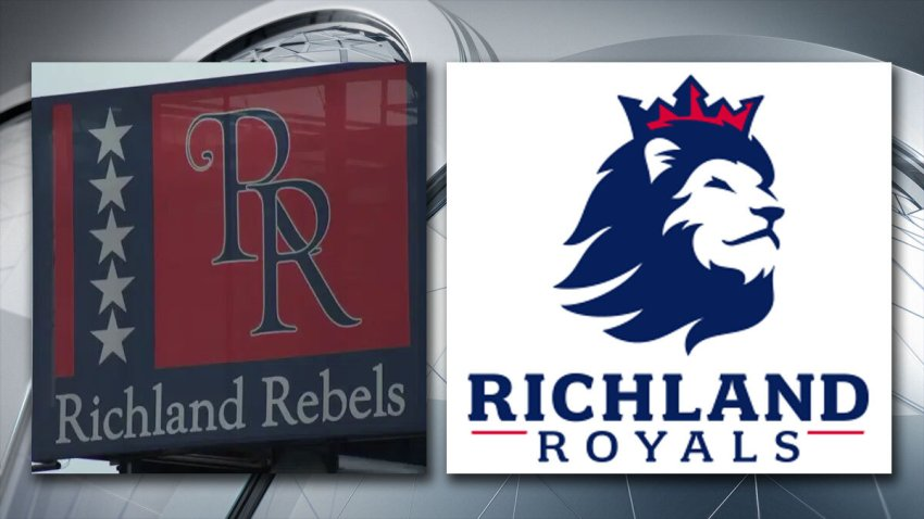 richland royals logo