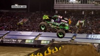 Monster Jam Comes Roaring Into AT&T Stadium