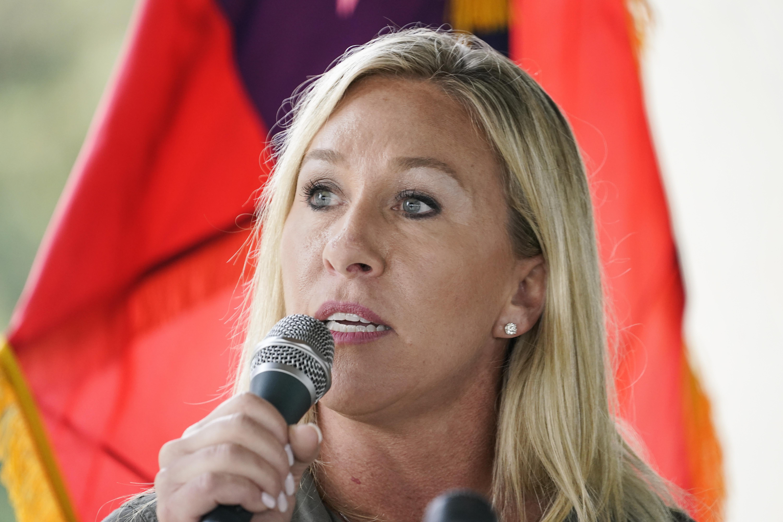 Twitter Suspends GOP Rep. Marjorie Taylor Greene