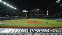 Roof to Be Closed for Game 3 of World Series