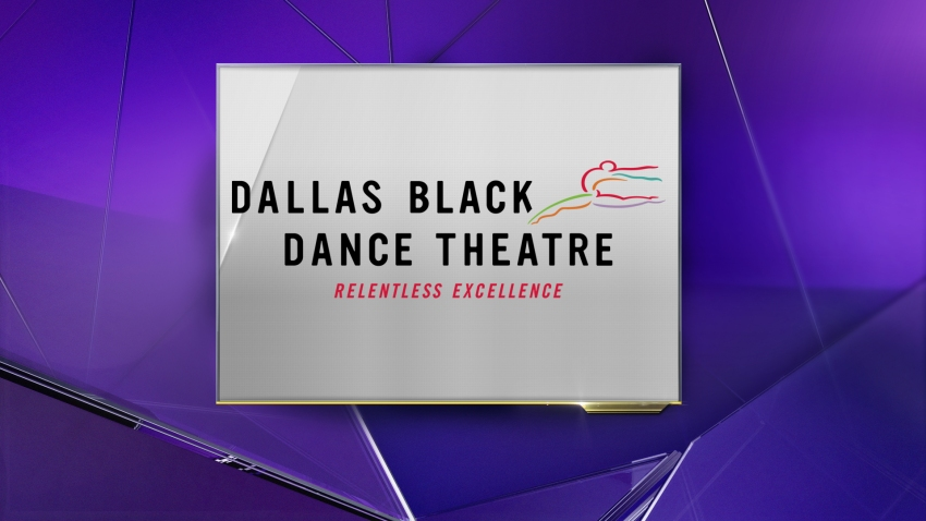 Dallas Black Dance Theatre Logo 2020
