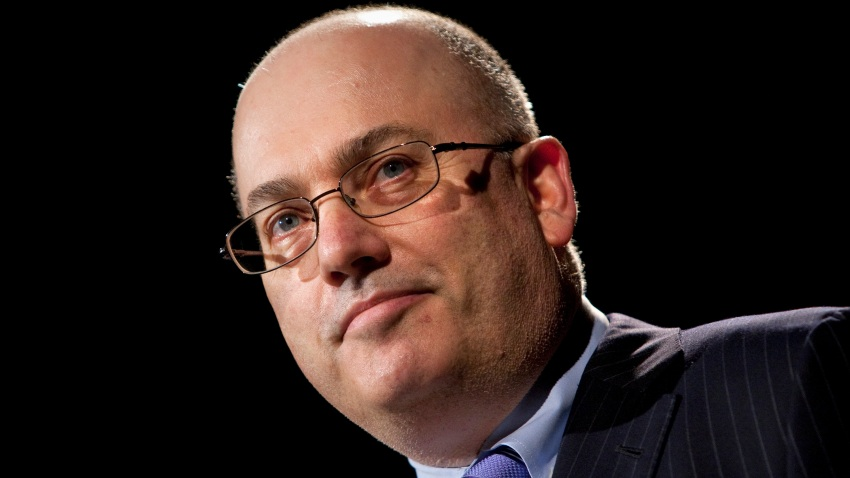 "Steven ""Steve"" Cohen, chairman and chief executive officer of SAC Captial Advisors LP, speaks during the Robin Hood Veterans Summit in New York, U.S., on Monday, May 7, 2012. The one-day summit discusses transitioning the country's armed forces personnel back to civilian life."
