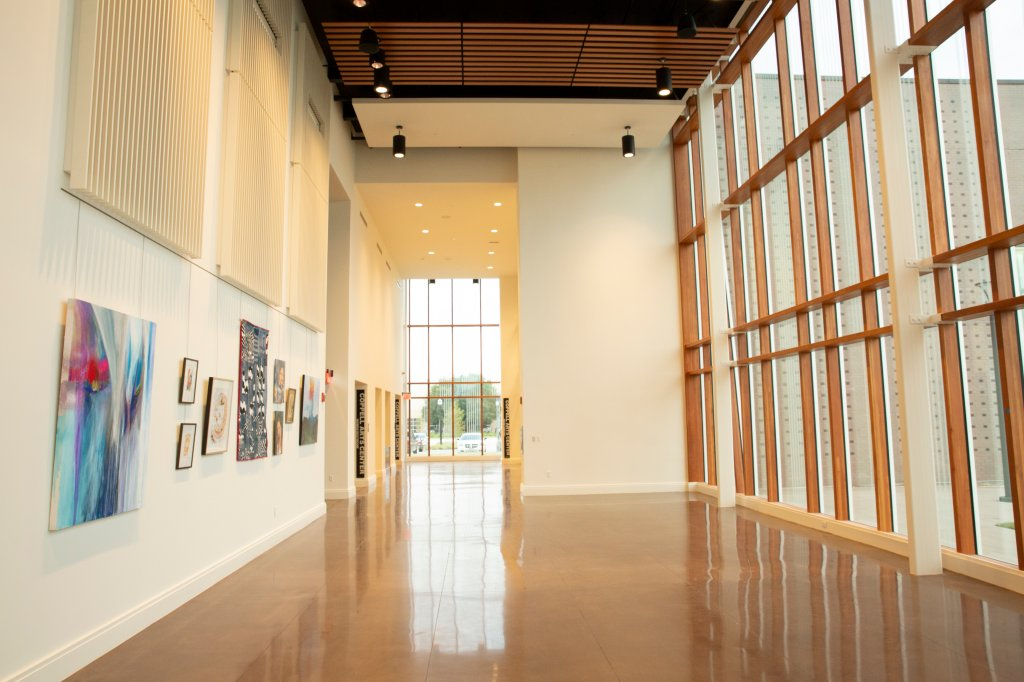 Locally Sourced at Coppell Arts Center
