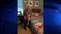 96-Year-Old North Texan Spreads Love Through Her Passion