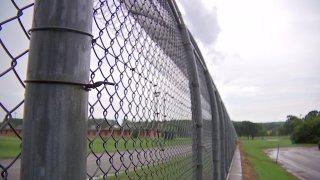 gainesville state school fencing