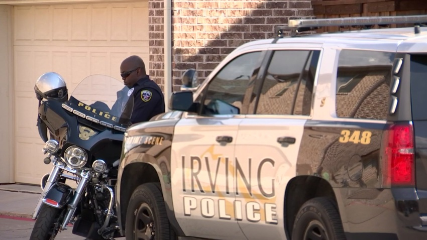 Police have identified the man and two women who were found dead Tuesday in a home in Irving in what police said was a double murder-suicide.