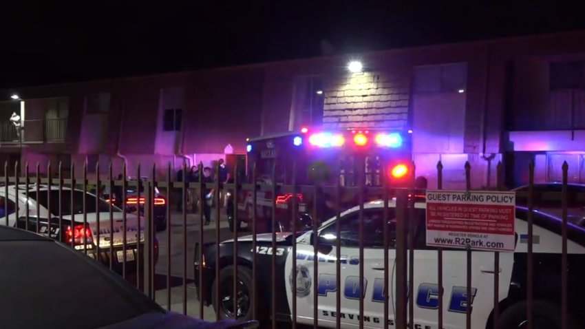 Officers responded at about 1 a.m. to the Mill Run Apartments in the 1200 block of Westmount Avenue, where Isidro Galvan-Cerda was found in a doorway with multiple gunshot wounds.