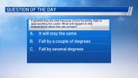 Weather Quiz: Gremlins
