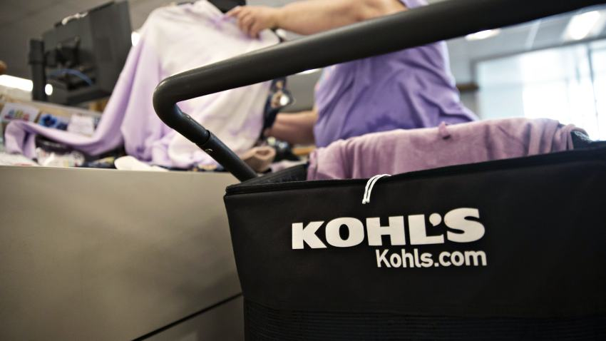 Kohl S Sales Fall 13 As Shoppers Shift Spending Away From Apparel Nbc 5 Dallas Fort Worth