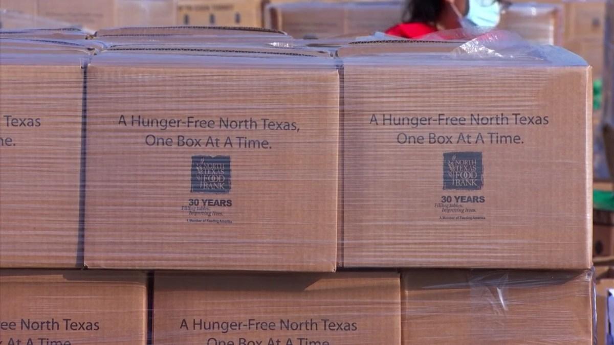 north texas food bank fort worth