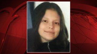 Sara Herrera was last seen at about 4 p.m. Monday walking in the 4800 block of Elsie Faye Higgins Street.