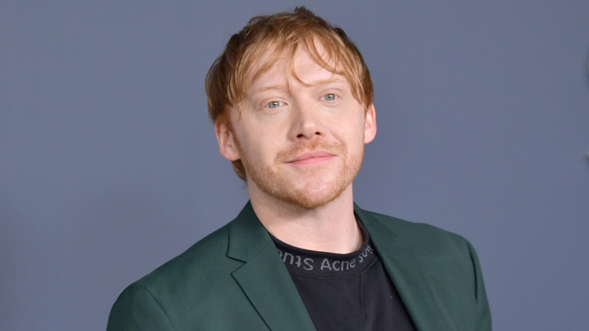 "NEW YORK, NEW YORK - NOVEMBER 19: Rupert Grint attends the world premiere of Apple TV+'s ""Servant"" at BAM Howard Gilman Opera House on November 19, 2019 in the Brooklyn Borough of New York City."